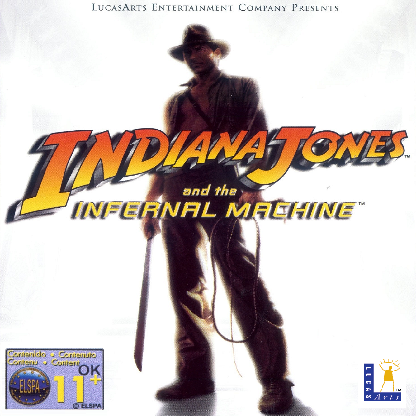 Indiana jones and the infernal machine pc full
