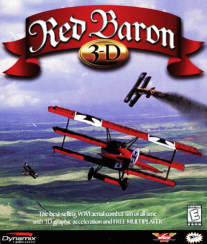 Red Baron 3D: Windows 10 Edition