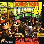 Donkey Kong Country 2 cover