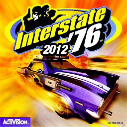 Interstate '76: CPU Fix, Splash 2013