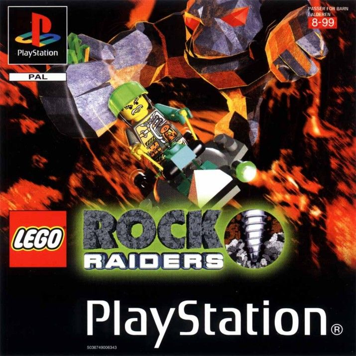 LEGO Rock Raiders: Windows Patch