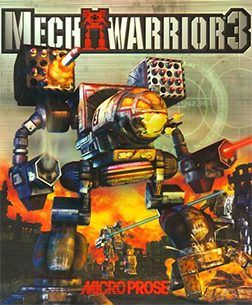 MechWarrior 3: Patch für Windows 7, 8.1 (x64)