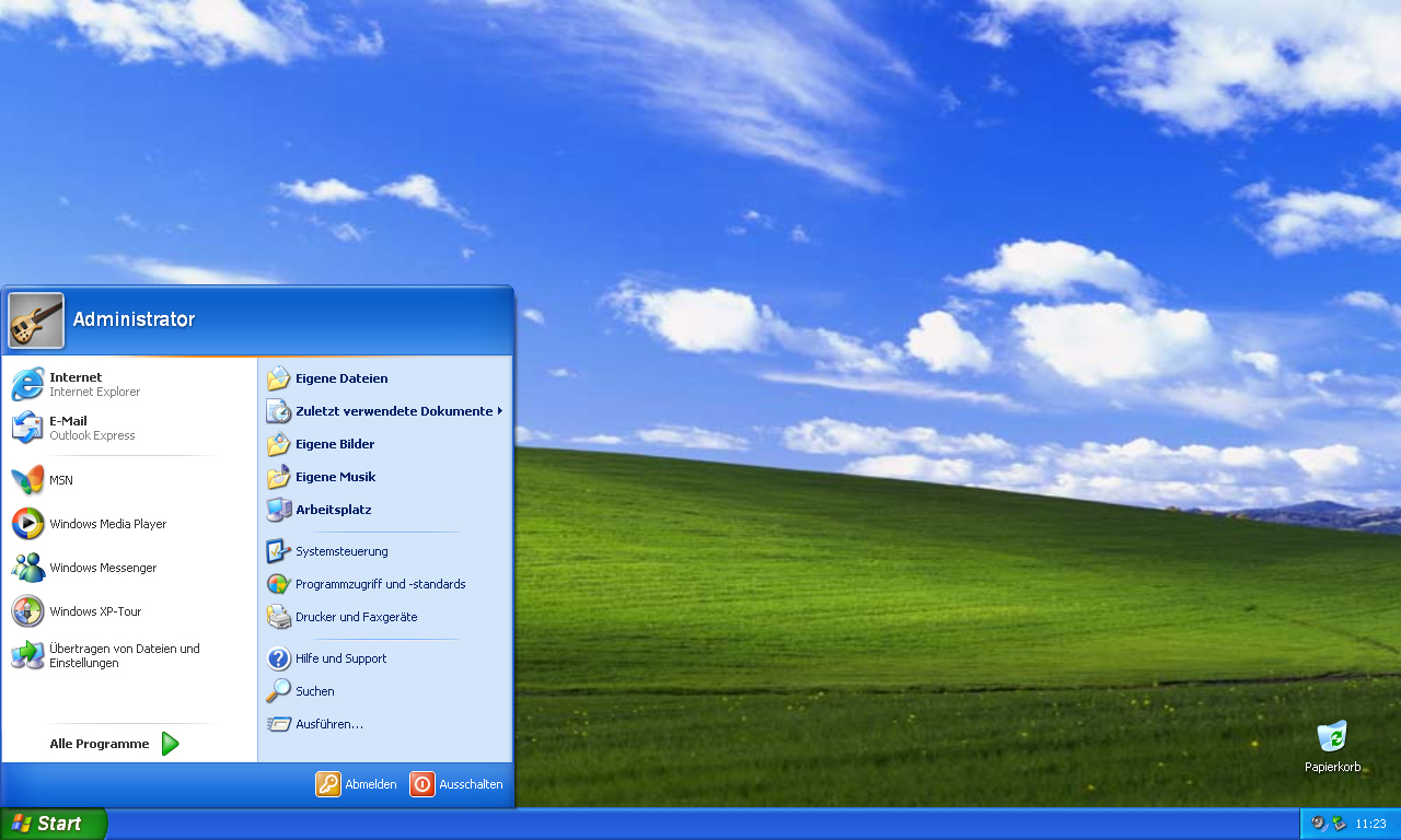 Windows_XP_Startmenü