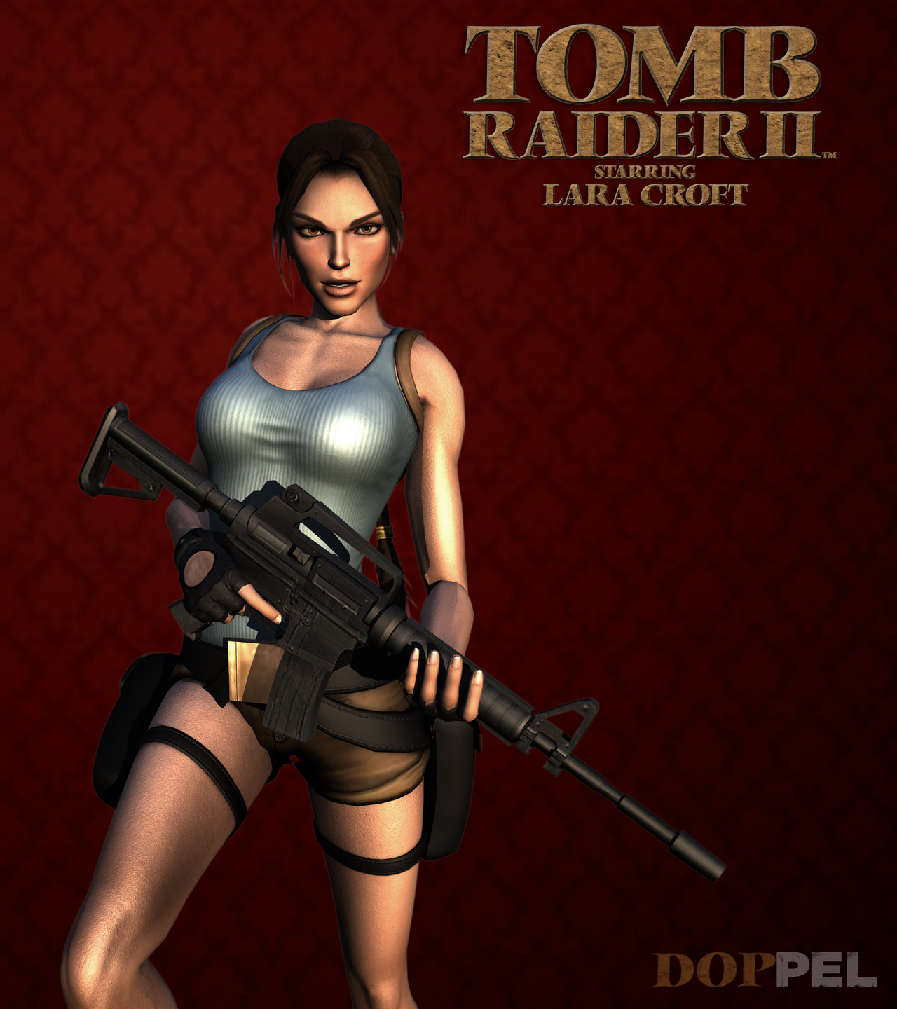 Tomb Raider II: Revised